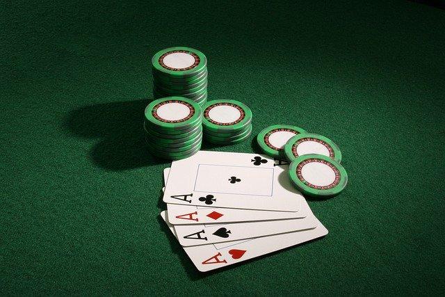 Poker Art Work